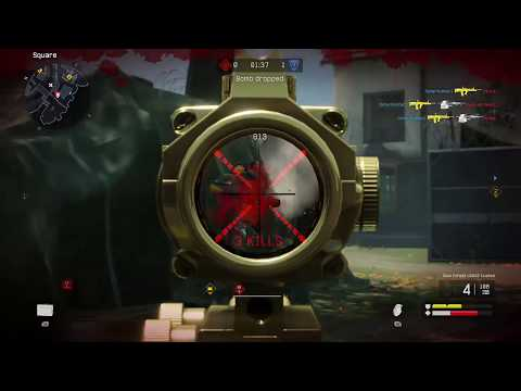 Warface Xbox One X Gameplay