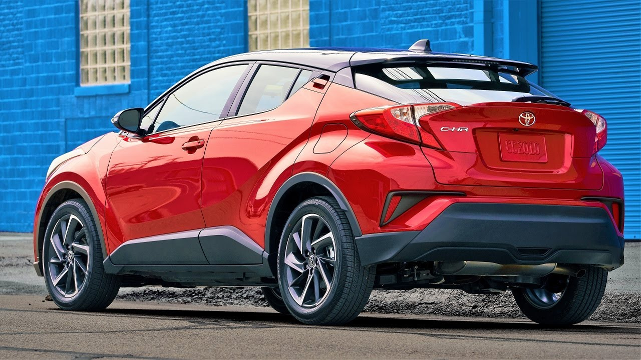 New 2020 Toyota C-HR Best Compact Crossover Interior and ...