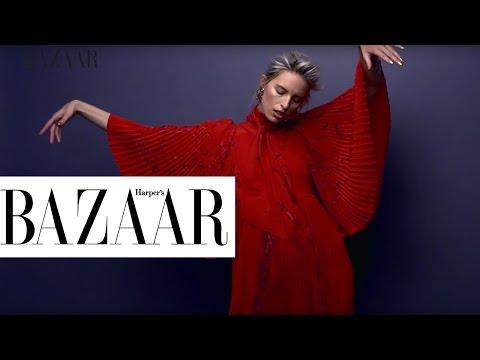 BAZAAR Cover Star  超越維納斯的Karolina Kurkova