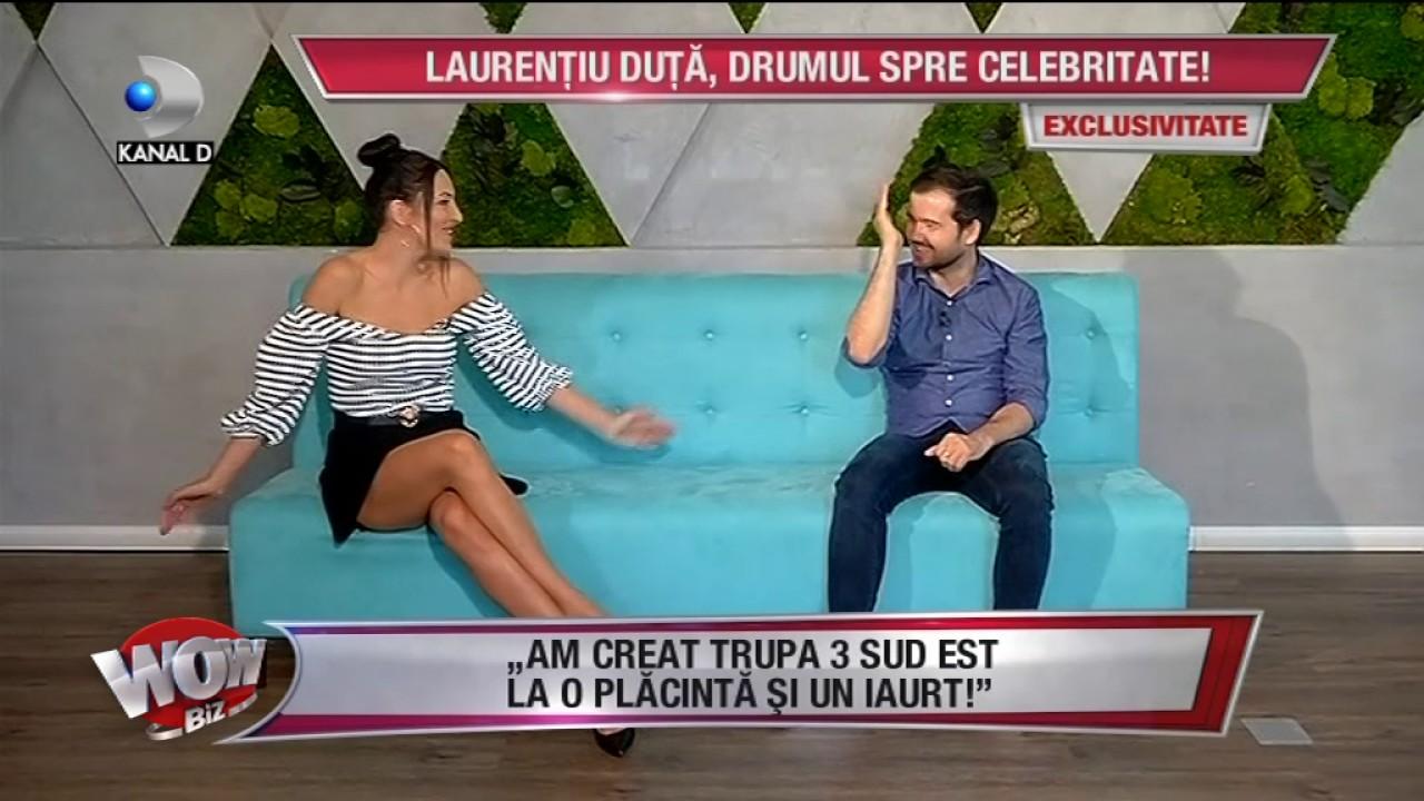 WOWBIZ (26.07.2017) - Laurentiu Duta, drumul spre celebritate!