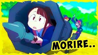 Como Montar a Tu Escoba   Anime Momentos Divertidos
