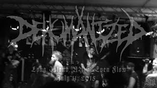 Dehumanized - Fade Into Obscurity [Live Video] (2015) Exclusive Upload