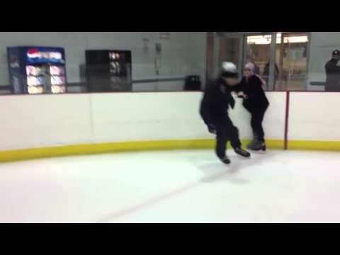 "Ice Skating / Ice Hockey Drills: ""Karaoke"""