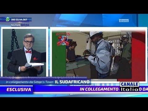 La Banda degli Idraulici a Notizie Oggi Lineasera | Canale Italia