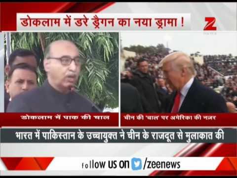 Pak in attempt to provoke India-China border dispute? | भारत-चीन सीमा विवाद को भड़काता पाक?