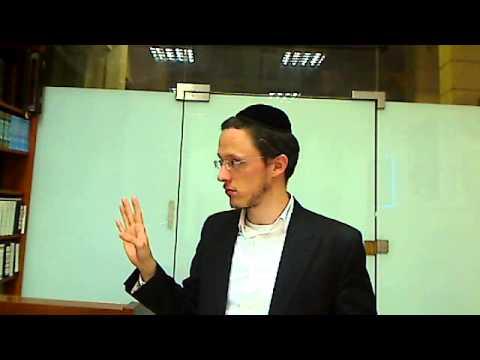 Rav GOBERT : La torah et le monde du travail