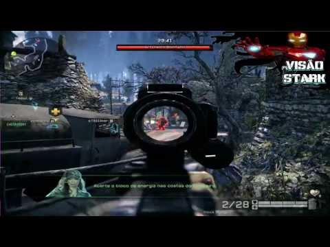 Warface  - COOP dos brother e hacker detected - HD