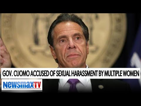Cuomo begins apology tour after second allegation | Newsmax TV