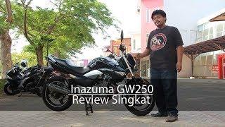Suzuki Inazuma GW250 | Review singkat (The best handling sport cruiser bike)