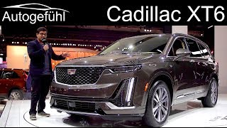 all-new Cadillac XT6 Premiere REVIEW - this instead of the Escalade?