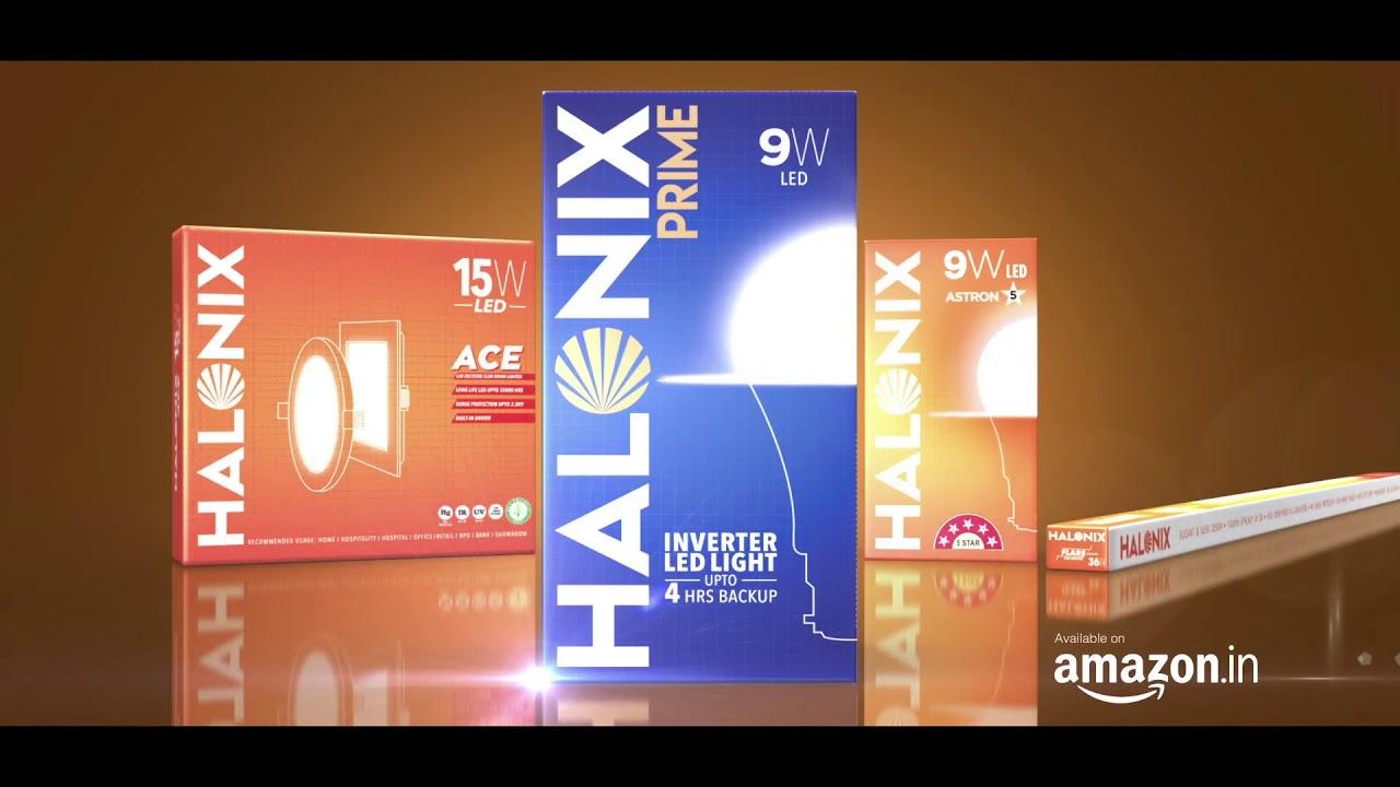 Halonix Prime Inverter Light-6 sec