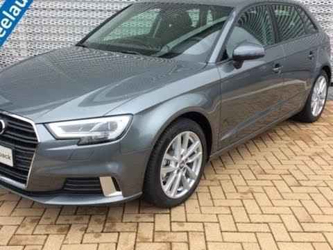 Audi A Sportback Voordeel Sport Lease Edition - Audi a3 quattro lease
