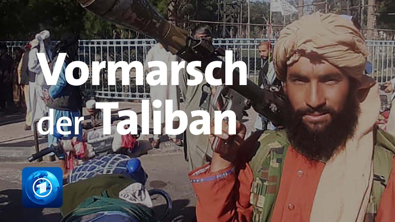 Download Taliban in Afghanistan: Immer mehr Menschen fliehen