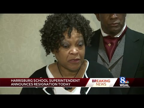 Superintendent of Harrisburg School District steps down