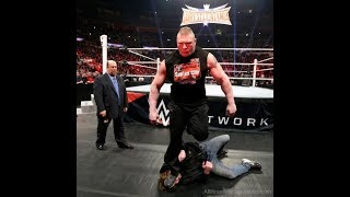 Brock Lesnar tribute I
