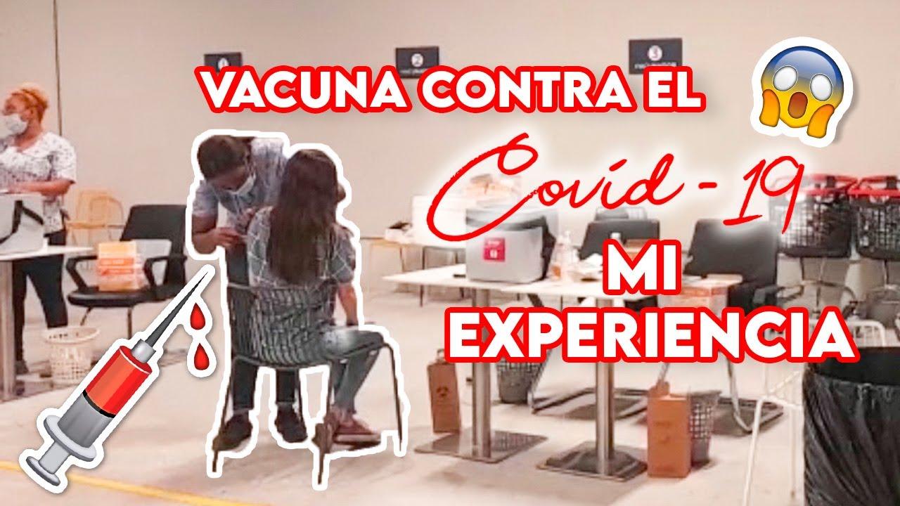 MI EXPERIENCIA CON LA VACUNA CHINA💉 | Vlog #10