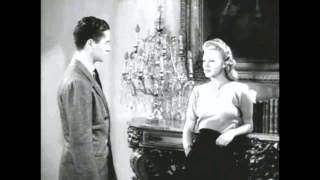 Fifth Avenue Girl 1939 Clip
