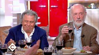 Au dîner avec Christian Clavier et Bertrand Blier ! - C à Vous - 12/03/2019