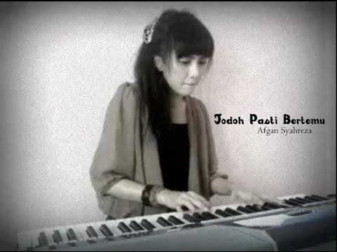 Nadia Alifazuhri ( Piano Cover ) - Jodoh Pasti Bertemu by Afgan || #covernyananad