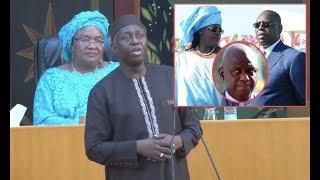 M Lamine Diallo clash Mansour Faye: L'eau a été confié à un membre de la dynastie Faye-Sall