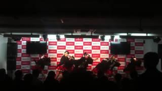 10/18発売 2ndシングル『てんきゅ!』 アソビットシティにて 『ウルトラ...