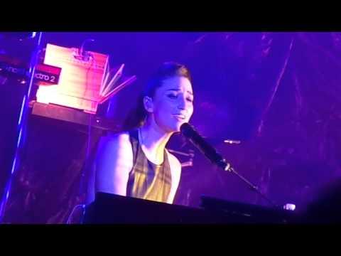 Sara Bareilles - 1,000 Times (at Radio City Music Hall 10/9/13)
