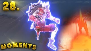 Overwatch Most Stylish Play Ever..!! | Daily Moments Ep.28