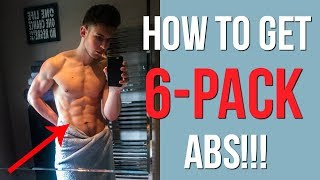MY DIET AND TRAINING TO GET 6-PACK ABS FOR SUMMER 2018