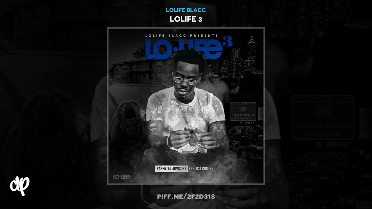 LoLife Blacc — I Been ft Krazy Blacx [LoLife 3]