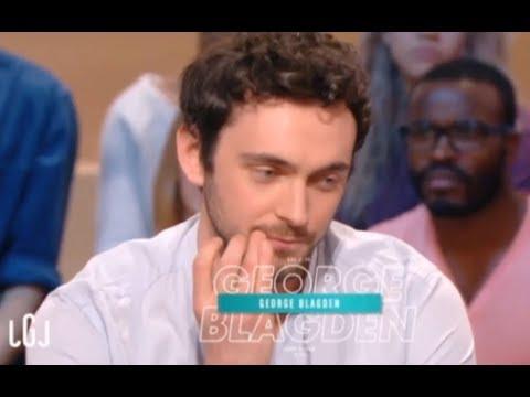 George speaks french in LGJ