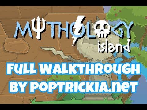 Poptropica Mythology Island: Full Walkthrough (Sound-Updated)
