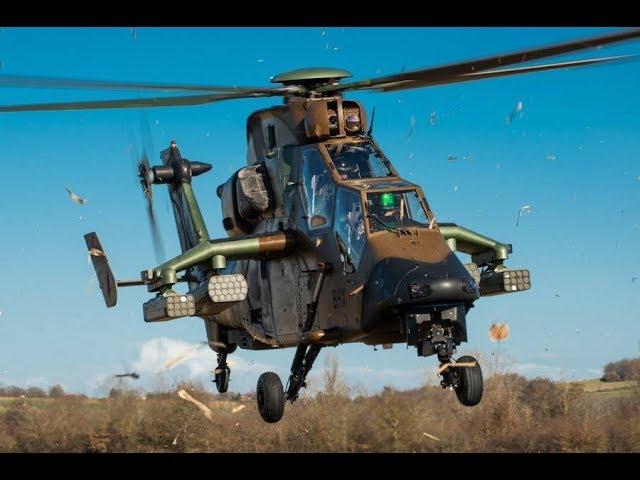 TIGRE - Hélicoptère De Combat