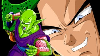 17 vs piccolo vs cell amv warrior inside dragon ball z