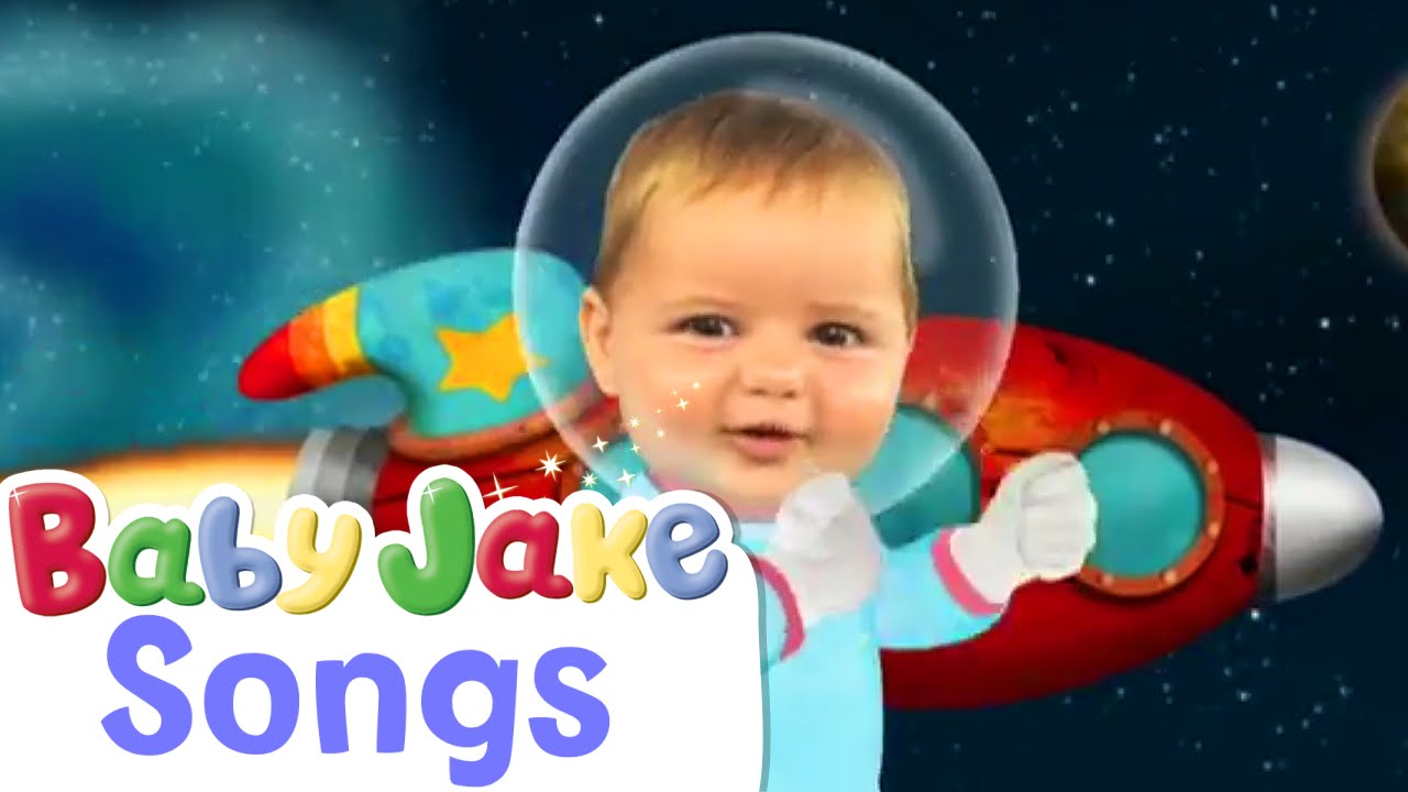 Sing Along With Baby Jake & The Hamsternauts - YouTube