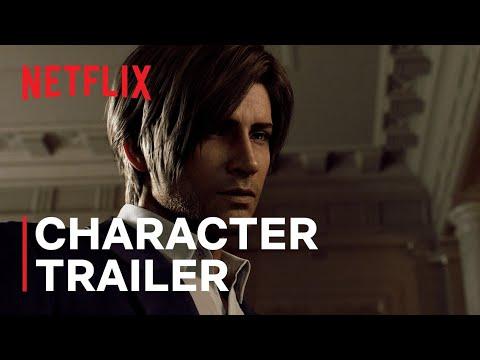 Resident Evil: Infinite Darkness | Character Trailer | Netfl