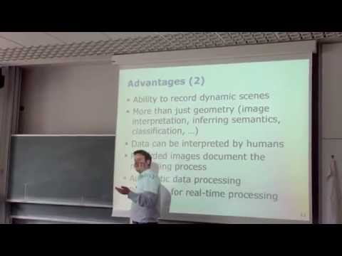 Photogrammetry I - 01 - Introduction (2015)
