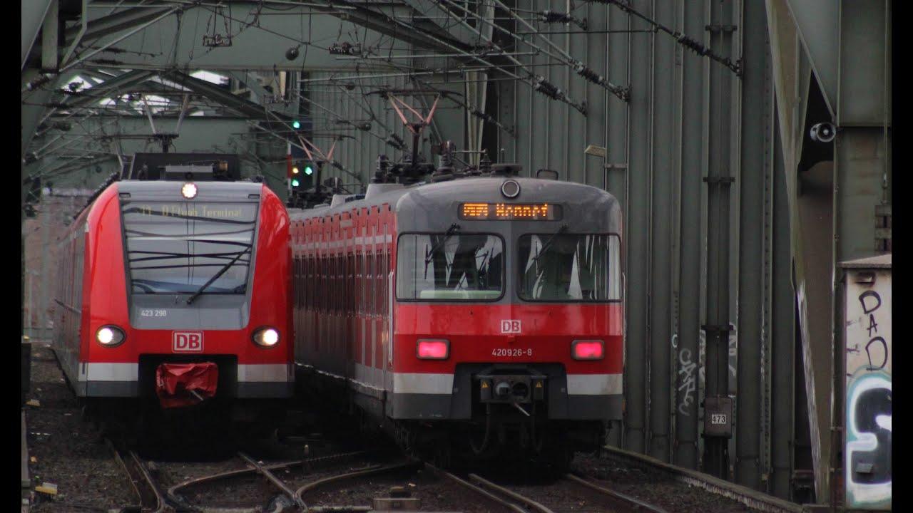 Zugverkehr Köln