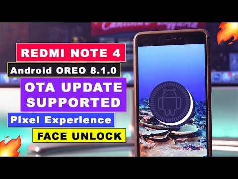 Redmi Note 4 Android Oreo 8 1 0 OTA Update Supported Pixel