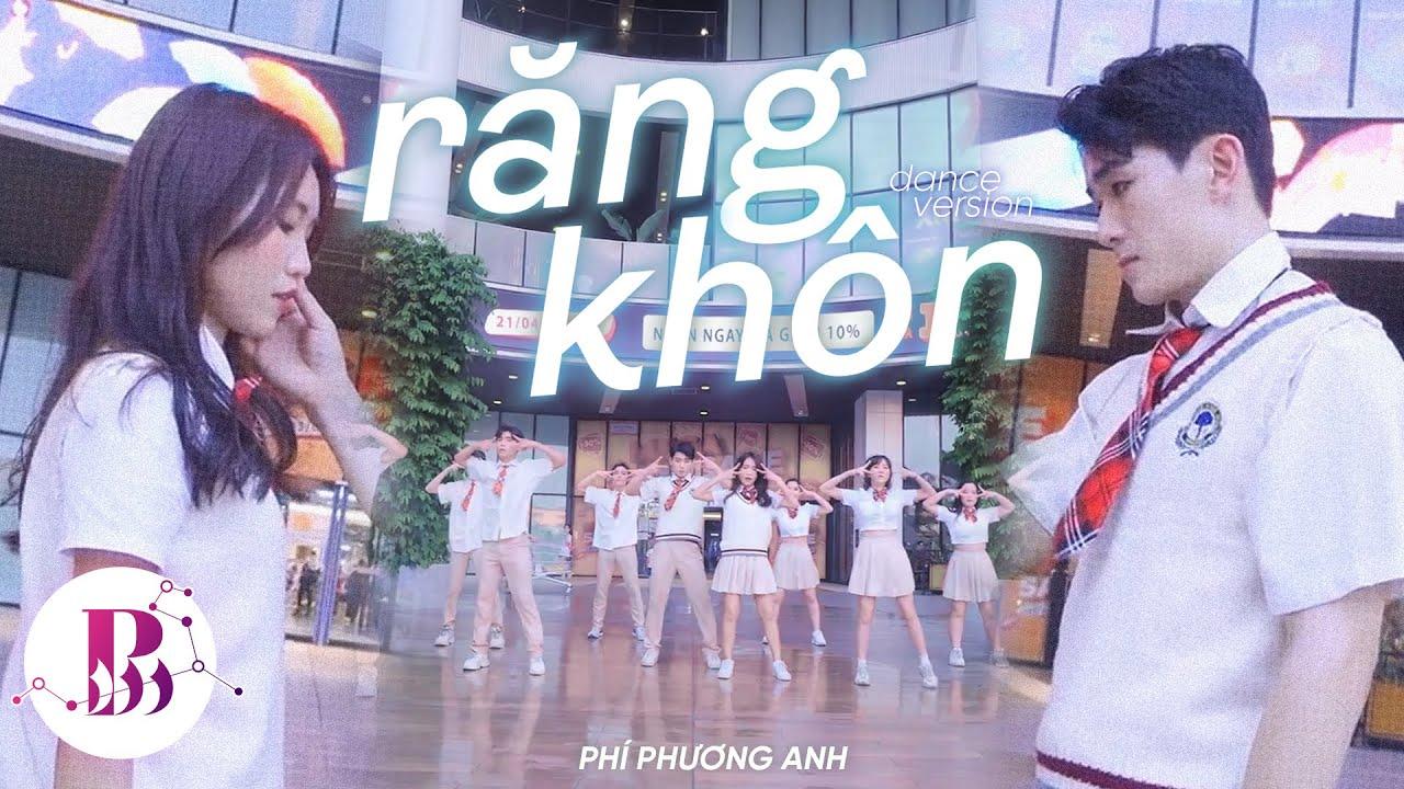 [GIAI ĐIỆU TÌNH ĐẦU] PHÍ PHƯƠNG ANH ft. RIN9 | Răng Khôn Dance By B-Wild Vietnam| Dancing in Public