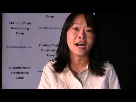 Charlotte Youth Broadcasting Camp Parents Review Out of State