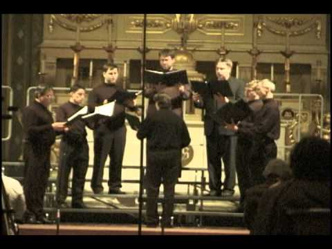 Psalm 103 - Chant of the Ipatiev Monastery by St. John of SF Men's Chorale