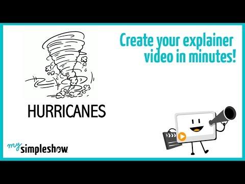 How do hurricanes form? - mysimpleshow