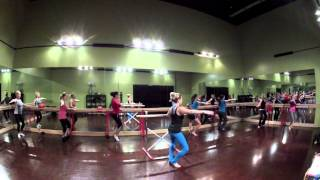 Jacque's Booty Barre Class