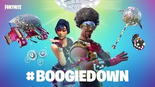 WIE ZU GET FREE DANCING - BOGGIE DOWN- IN FORTNITE