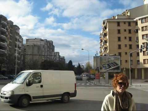 Steve's Place Hostel, Part 1 -  Podgorica, Montenegro