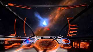 Viper vs Elite Anaconda Elite Dangerous