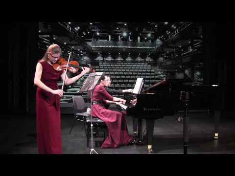 Boesendorfer Loft Philharmonic - Loft-evening X - Anastasiya Strelnikova & Aiman Baimuldina