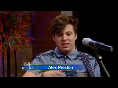 Alex Preston - Fairytales - Live! With Kelly And Michael - 5/29/14