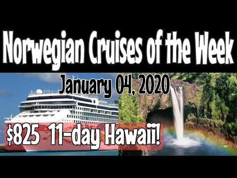 11-day-hawaii-norwegian-cruise-for-$825!-norwegian-cruise-deals-of-the-week---january-4th,-2020