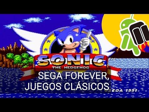 Descarga Sonic The Hedgehog y más clásicos SEGA para móviles Android